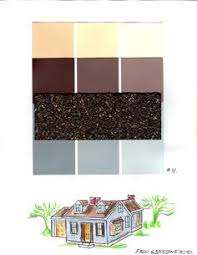 pick the right exterior paint colors more red shutters exterior