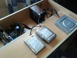 Computer Desk Case Mod Computer Desk Modding