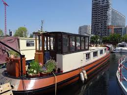Airbnb Houseboat by Dutch Barge Liveaboard Houseboat With Central London Residential