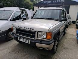 discovery2 td5 manual running driving spares repairs in