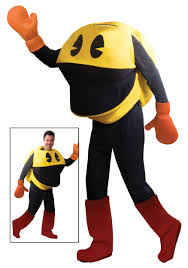 delux halloween costumes deluxe pac man costume halloween costumes