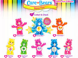 series 5 collector u0027s checklist care bears activity ag kidzone
