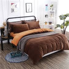 aliexpress buy winter new arrival warm thick flannel bedding