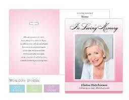 memorial bookmarks memorial cards memorial programs and memorial bookmarks