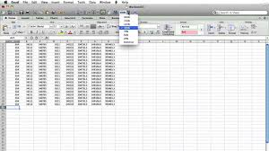 Mac Spreadsheet App How To Zoom Excel On Mac Youtube