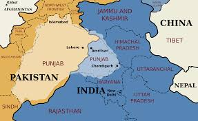 Pathankot India Map by Ossr