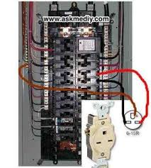 how to install a 220 volt 4 wire outlet wire outlets and