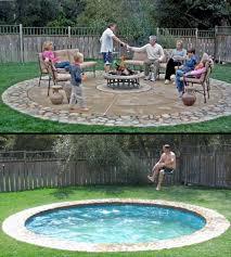 Backyard Swimming Pool Landscaping Ideas Amazing Decoration Swimming Pool For Backyard 1000 Images About