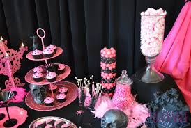 halloween city cleveland oh a fabulous pink and black halloween party celebrate u0026 decorate