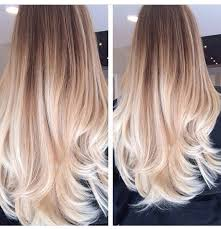 highlights vs ombre style blonde ombré balayage hair pinterest balayage blondes and