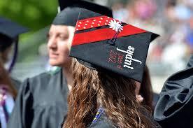 cap and gown decorations decorating the graduation cap decoration ideas measuring up