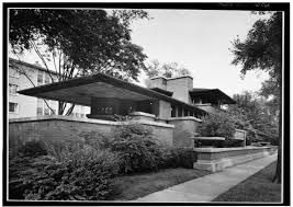 Frank Lloyd Wright Houses Chicago Map by Today In History June 8 Library Of Congress