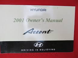 2001 hyundai accent owners manual hyundai printable u0026 free