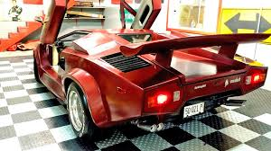 fiero kit car lamborghini lamborghini countach fiero kit car on ebay 95 octane