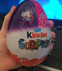 easter egg surprises kinder made the easter egg of our dreams