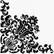 corner design ornament vector site for patterns stencils