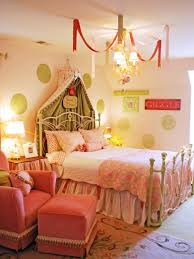 Girls Pink Chandelier Charming Kids Bedroom In Vintage Room Theme Decor Introducing