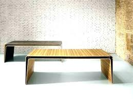 grand bureau en bois bureau design bois hopehousebabieshome info