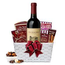 send wine as a gift send a duckhorn merlot gift basket wine gifts