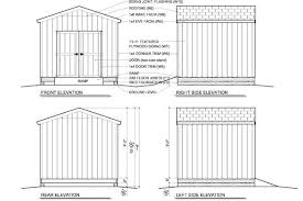 Free 10x10 Wood Shed Plans by 2014 Februaryyourplans Pdfshedplans Page 213