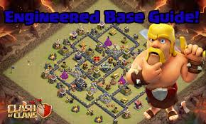 clash of clan clash of clans guide and tips for engineered bases clash for dummies