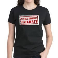 primejailbait little black girl usda prime jailbait women s pink women s classic t shirt usda prime