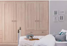 Schreiber Bedroom Furniture Schreiber Maple Shaker Made To Measure Bedroom Compare