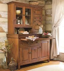 Kitchen Hutch Furniture Hoosier Cabinets Hutches Buffets American Country
