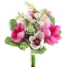 magnolia flowers hogado artificial magnolia flowers silk camellia