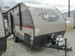 travel trailer with garage sport utility rv trailers toy haulers