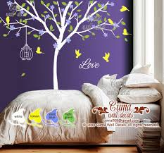 Purple Wall Decals For Nursery Baby Boy Wall Decal Nursery Wall Decal Cuma Wall Decals