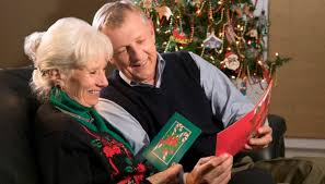 how to donate used christmas cards synonym