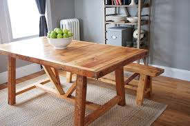 Reclaimed Dining Room Table 50 Trendy Reclaimed Wood Furniture And Decor Ideas For Living