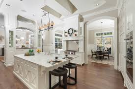 kitchen design island with raised bar french country kitchen
