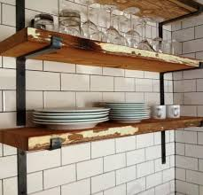 Kitchen Bookshelf Ideas by Kitchen Accessories Amazing Industrial Kitchen With Bookshelf