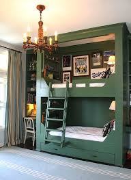 Baseball Bunk Beds Boys Room Bunk Bed In Vintage Baseball Sports Theme House Work