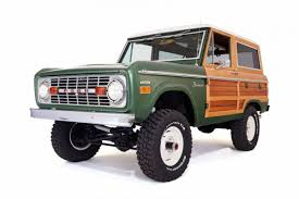 ford bronco check out the fantastic retro look of this custom ford bronco maxim