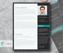 dash modern resume template psd free 30 free psd cv resume templates cover letters to download
