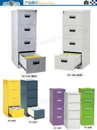 Metal Filing Cabinet 4 Drawer Modern Used Office Steel 4 Drawer Filing Cabinet Iron Cabinet