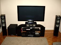 complete home theater blucanadian u0027s home theater gallery my apartment ht new 22 photos