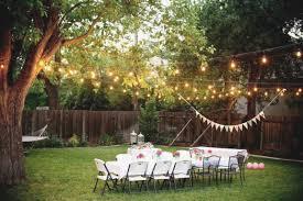 Summer Backyard Ideas The Most Summer Backyard Wedding Ideas With Regard To