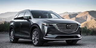 mazda cars 2017 2017 mazda cx 9 vehicles on display chicago auto show