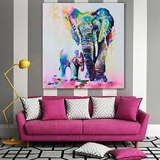 elephant decor amazon com
