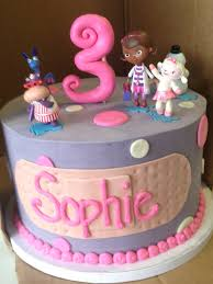 doc mcstuffins cake for my daughter u0027s 3rd birthday super cute