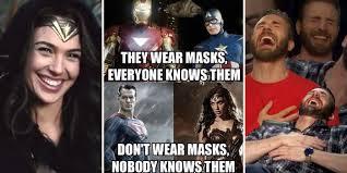 Film Major Meme - 5 dc marvel movie memes that only true fans will understand