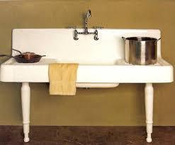 Traditional Vintage Kitchen Sinks For Your Particular Kitchen - Retro kitchen sink