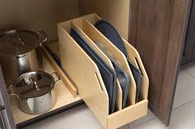 kitchen cabinet tray dividers pots and pans cabinet types noteworthy tray dividers for kitchen