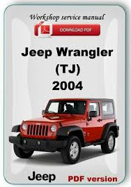 jeep repair manual jeep wrangler jk 2007 2011 factory workshop repair service