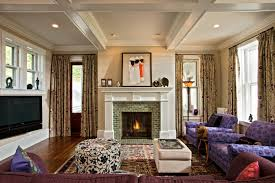 porch fireplace with millwork mantel teakwood builders