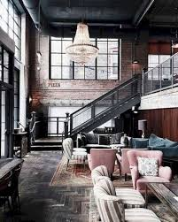 Industrial Living Room by 70 Amazing Loft Living Rooms Ideas You Need To Know Loft Living